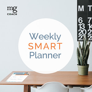 Weekly SMART Planner