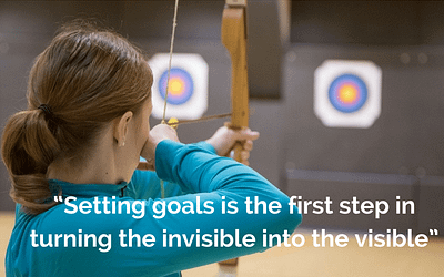 Goal setting for better business results this year