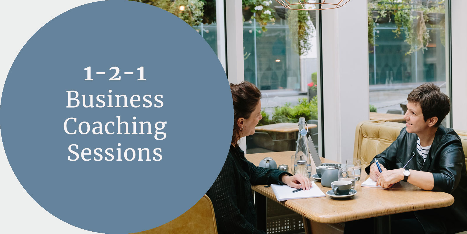 121 Business Coaching Packages